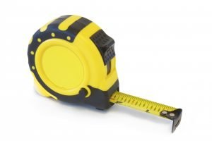 Series A1 - 12ft Steel Tape Measure (Yellow)